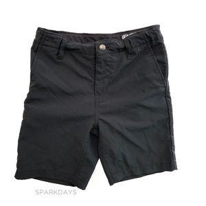 Volcom Black Surf & Turf Kids Board Shorts | 6
